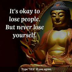 Never self