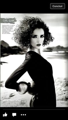 short hair by me for Intercoiffure Mondial