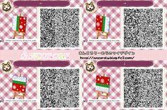 Christmas path QR code #1