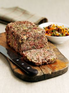 German meatloaf German Meatloafhas ham beef pork pickles mustard From: Delicious Magazine please visit The post German meatloaf appeared first on Deutschland. German Meatloaf Recipe, Meatloaf Recipes, Pork Meatloaf, Mince Recipes, Pork Recipes, Cooking Recipes, Austrian Recipes, German Recipes, Amish Recipes