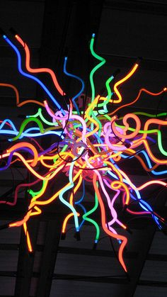 MAD's Trip to Seattle: Chihuly Studio by Museum of Arts and Design, via Flickr