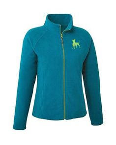 Pittie Chicks newest micro fleece makes Pittie Lovers Squeal for Teal! **Flash Sale!**