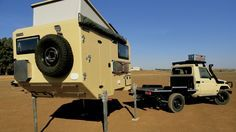 Overland Essentials: Uro-Camper on Expedition Portal Pickup Camper, Truck Camper, Truck Bed, Camper Trailers, Toyota Hilux, Sw4 Toyota, Toyota Camper, 4x4 Trucks, Motorhome
