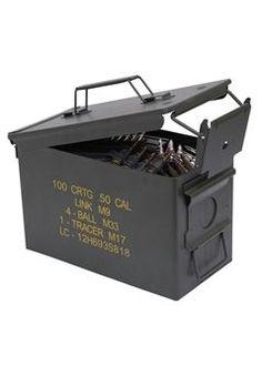 #Buy Cheap .50 Caliber Mil Spec Ammo Cans / Gorillasurplus.com