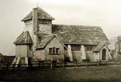 St Aidan's Mission Church, Rochdale (1897) designed by Edgar Wood, was inspired by traditional farm buildings rather than church architecture. It was built by volunteers.