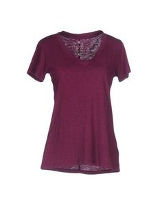 VELVET by GRAHAM SPENCER Women's T-shirt Mauve L INT