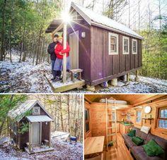 Маленькие и уютные домики