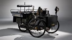 Reputed World's 'Oldest Running Motor Car' Sells for $4.62 million dollars.