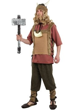 Disfraz de #Vikingo