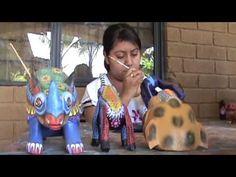 Contemporary Folk Art of Oaxaca - YouTube