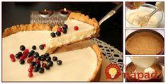 Vynikajúca krémová torta s jemnou citrónovou arómou je ako stvorená pre pohodové posedenie pri káve či šálke čaju. Navyše na jej prípravu potrebujete len 5 surovín a vďaka rýchlej príprave ju máte na stole už