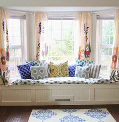 KoloDIY Decor: Сиденье у окна своими руками