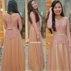 Fitting ❤️❤️❤️.... #partydress #lace #verakebaya ...thanks to Jessica  joyviewer.com
