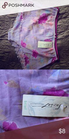 🙀🙀SALE New Briefs NWT briefs Intimates & Sleepwear Panties