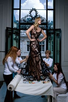 Jean Paul Gaultier Couture from Couture de Force | Vanity Fair