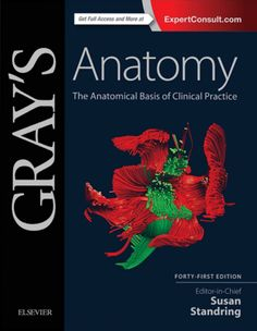 Grays's Anatomy pdf: The Anatomical Basis Of Clinical Practice