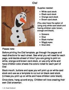 13 best olaf craft images manualidades snowman board rh pinterest com