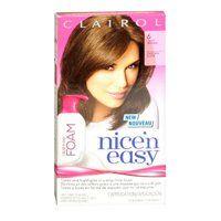 Clairol Nice N Easy Clairol Nice N Easy Nice N Easy Nicen Color Blend Foam Permanent Haircolor 6 Light Brown, Light Brown 1 each (Pack of 3) * For more information, visit image link.