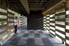 Gallery of Pavilion at Aventura Park / PARATELIER - 10