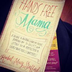 Finished this last month & our Jammie Daddy finished it yesterday! Another Mama book that's not just for Mamas and I really think it's the adult version of Pajama Mama Monday! It reminds us of the importance of quality time together. _ _ _ #handsfreemama #rachelmacystafford #bepresent #presenceoverpresents #pajamamamamonday #jammiedaddiestoo #dontforgetotherpjpals #childrensbook #kidlit #reading #qualitytime #family #friends #love #create #explore #discover #play #imagine #learnthroughplay…