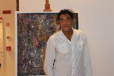 ?Giancarlo Ciccozzi espone alla Biennale del Senso e della Materia Pittura e Scultura