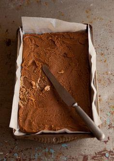 How to make white chocolate and rooibos tea fudge on DrizzleandDip.com