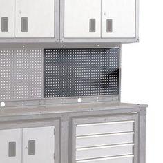 International Tool Storage 32.4-In X 19.3-In Steel Pegboard Gbpbsp