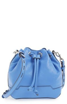 Rebecca Minkoff 'Mini Fiona' Bucket Bag available at #Nordstrom