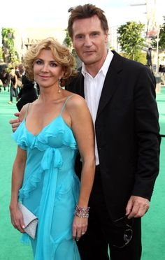Liam Neeson's Surprising Revelations About Wife Natasha Richardson's Tragic Death Hollywood Couples, Celebrity Couples, Hollywood Stars, Celebrity News, Natasha Richardson, Actor Liam Neeson, Famous Couples, Famous Men, Actresses