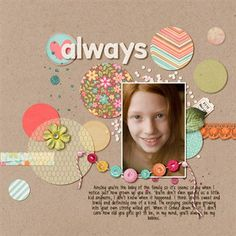 always - Club CK - The Online Community and Scrapbook Club from Creating Keepsakes