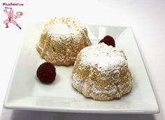 Old-Fashioned Mini Pound Cakes from NinjaBaking.com