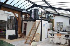 Un loft atelier à Paris | PLANETE DECO a homes world