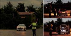 É muito comum os condutores fazerem sinais de luzes quando passam por uma…