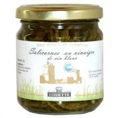 Salicornes au vinaigre de vin blanc 60gr - 4€