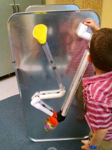 STEM activities for kids 2.5-7. Unit on Simple Machines.