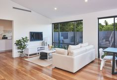 Why Cheap Timber Flooring In Sydney Is Best For Your Needs? Dark Hardwood, Hardwood Floors, Leather Recliner Chair, Oak Table, Timber Flooring, Sustainable Design, Main Colors, Wood Furniture, Decor Styles