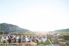 Venue- outside Amy + Larry | Foothills Golf Club Wedding