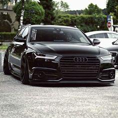 Audi RS6 - kosztowne marzenie :)