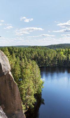 Repoveden kansallispuistossa on Etelä-Suomen komeimmat maisemat Finland, River, Outdoor, Outdoors, Outdoor Games, The Great Outdoors, Rivers