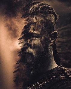 'Vikings' Poster by Lorenzo Candile Ragnar Lothbrok Vikings, Vikings 2, Vikings Tv Series, Vikings Tv Show, Viking Symbols, Viking Art, Viking Warrior, Valhalla Viking, Wallpaper Vikings
