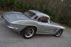 62 Restomod Corvette