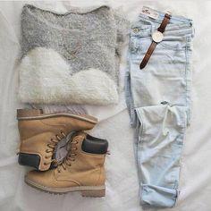 Boots&boyfriend jeans