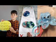 FIDGET TOYS TikTok Compilation #131 - YouTube Pop It Toy, Fidget Toys, You Videos, How To Make Money, The Creator, Youtube, Diy, Bricolage, Do It Yourself