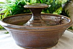 Cat Fountains Dog Fountains by WetWhiskersFountains on Etsy
