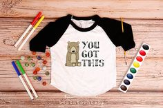 You Got Эта рубашка медведь;  Модный медведь рубашка;  Baby, Малыш, Woodland Ти;  Hipster Детские рубашки;  Модные Woodland Существо Рубашка;  Hipster Kid Tee