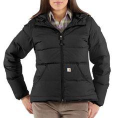 Carhartt 100051 - Carhartt Womens Alpine Jacket at Dungarees Carhart Store