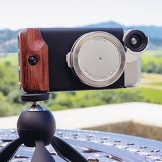 Very interesting (and cool) modular system for your iPhone, from @ztylus - greatly increases your devices photographic capabilities in a compact, intelligent form. #vanish #vanishtoday #outdoors #outdoorphotography #photography #gear #iphone #camping #wilderness #wildernessculture #rewild #optoutside #iphoneonly