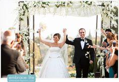 Riviera Country Club Wedding Ceremony