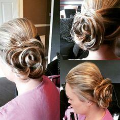 Hair rose Www.traceyannahair.co.uk