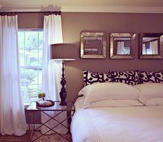 neutrals • bedroom